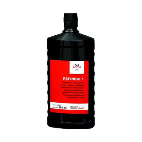 Refinish 1 CARSYSTEM polishing paste - 880 ml