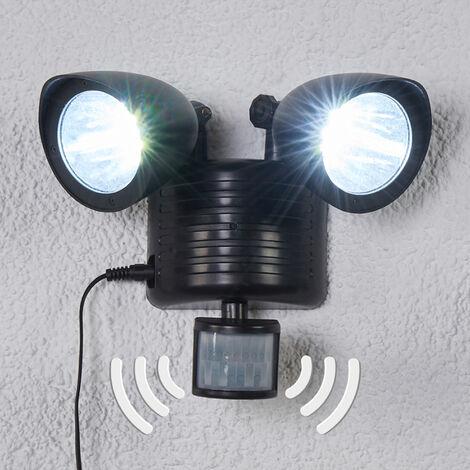 Reflector solar LED de dos llamas Tamar
