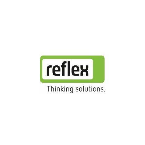 Reflex refix Ausdehnungsgefäss DD 33 L grün