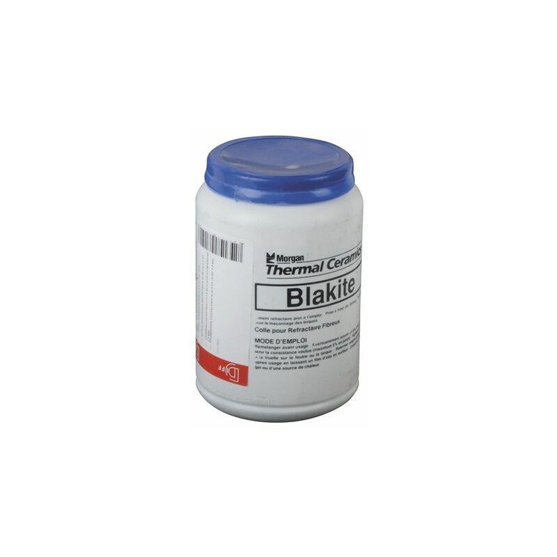 Colle réfractaire BLACKITE pot 2.5kg - DIFF