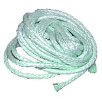 Refractories - FIBRE refractory rope diam 25mm length 5m