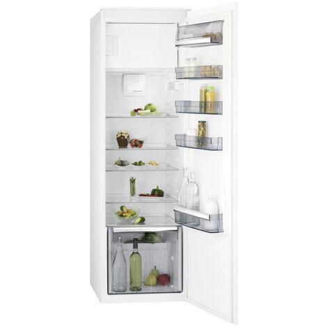 Réfrigérateur AEG SFB618F1DS DynamicAir encastrable 1 porte 260L Blanc