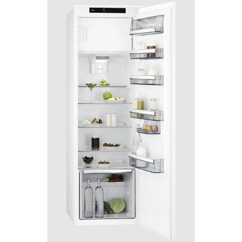 Réfrigérateur AEG SFE81831DS DynamicAir encastrable 1 porte 259L Blanc