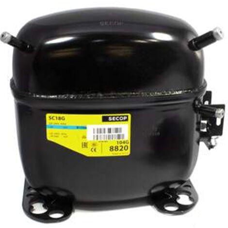 Réfrigérateur Compresseur Danfoss Moteur Secoop SC18G gaz R134A Réfrigérateur