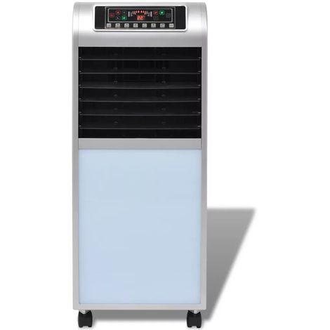 Refroidisseur d'air 120 W 8 L 385 m3/h 37.5 x 35 x 94.5 cm