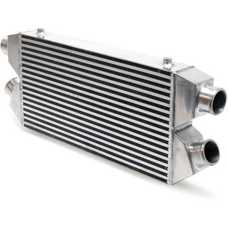 Refroidisseur d'air de suralimentation LLK Twin Turbo IN & OUT- INTERCOOLER No.017 Turbocompresseur