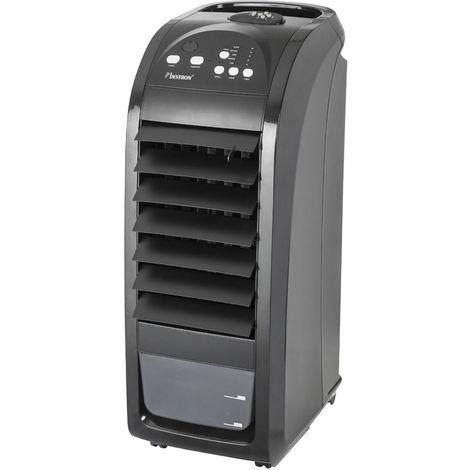 Refroidisseur d'air mobile - et humidificateur avec télécommande