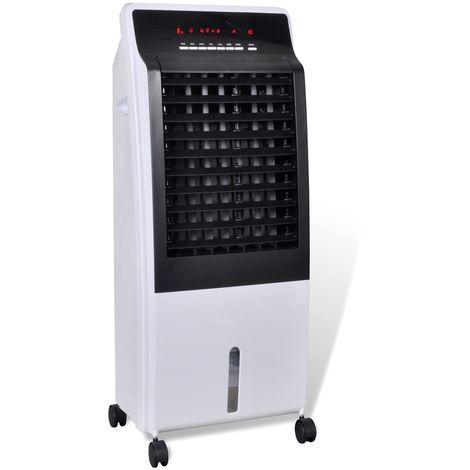 Refroidisseur d'air mobile Ventilateur Humidificateur 8 L