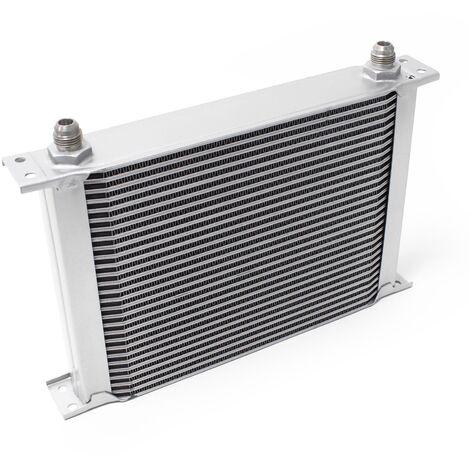 Refroidisseur d'huile pour moteur en Aluminium 28 Rangées d'ailettes Oil Cooler Radiateur