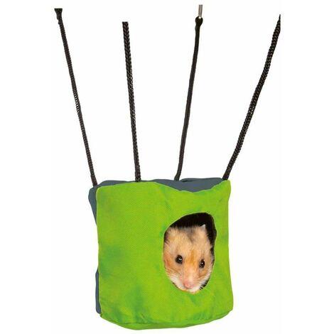Refuge bruissant pour hamsters - ø 10 × 9 cm