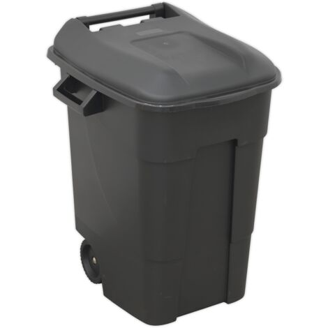 Refuse/Wheelie Bin 100ltr - Black