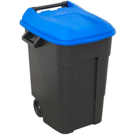 Refuse/Wheelie Bin 100ltr - Blue