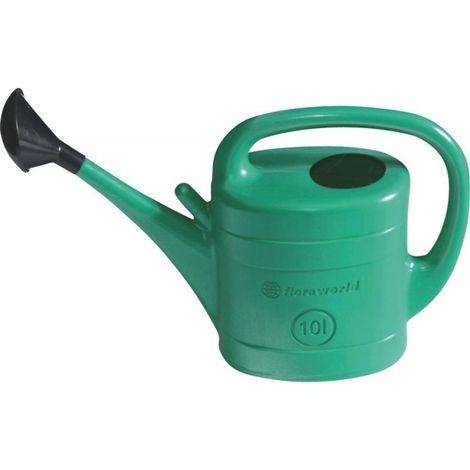 Regadera 10 L verde