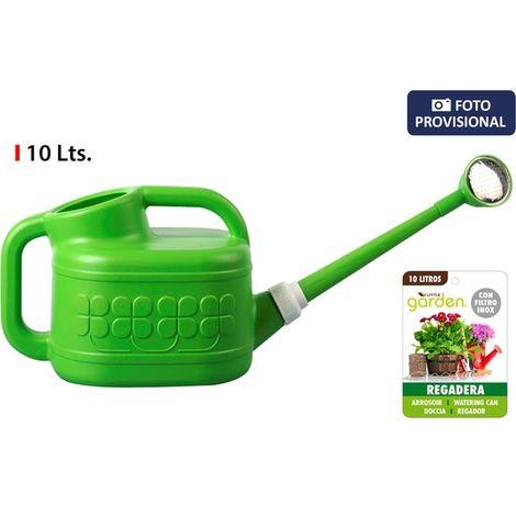 Regadera C/filtro Inox 10l Little Garden