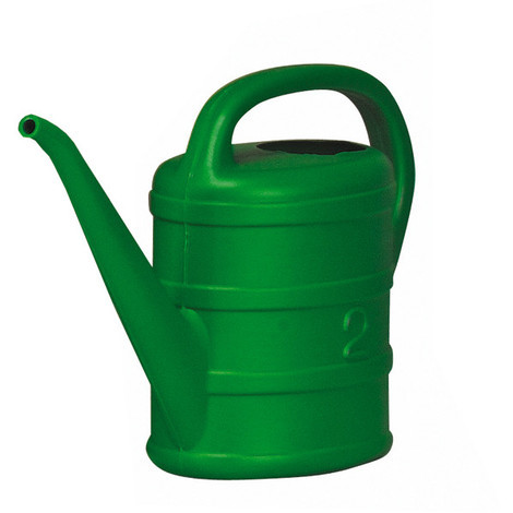 Regadera Polietileno Verde 2 L - MAIOL - 1001