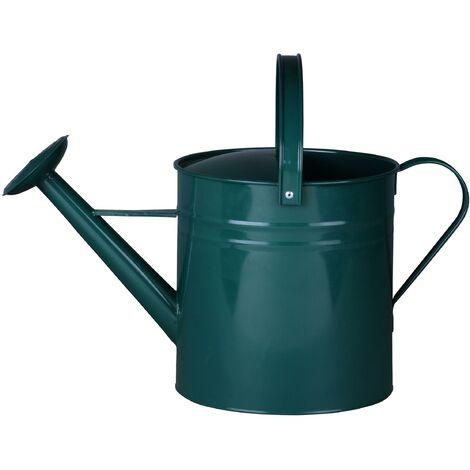 "main image of ""Regadera Zinc Metal verde oscuro 4 L"""