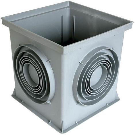 Regard PVC : 40x40x40