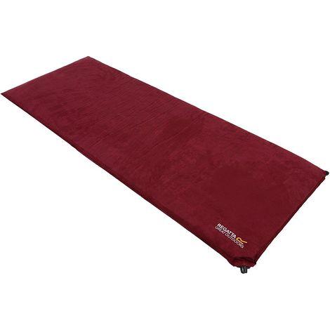 Regatta Eclipse Soft Touch Sleeping Mat (One Size) (Burgundy)