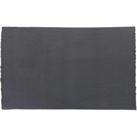 Regatta Fleece Blanket (One Size) (Ebony)