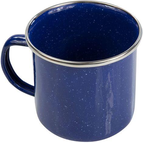 Regatta Great Outdoors 350ml Enamel Mug (One Size) (Blue)