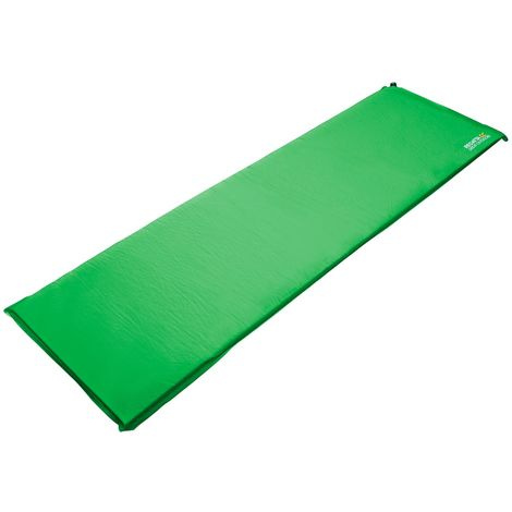 Regatta Great Outdoors Napa 5 Lightweight Camping Roll Mat (One Size) (Extreme Green)