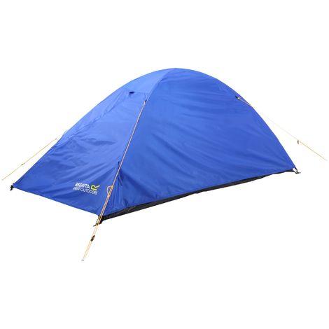 Regatta Great Outdoors Zeefast 2 Man Festival Tent (One Size) (Oxford Blue)