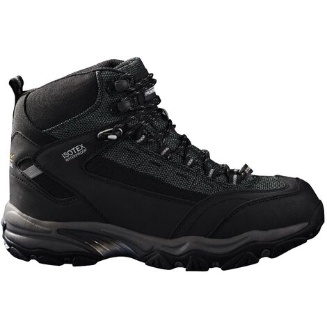 Regatta Hardwear Mens Causeway Wide Fitting Waterproof Safety Hiker Boots