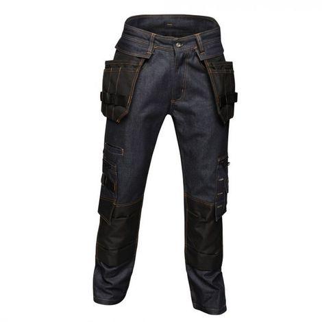 Regatta Mens Deductive Denim Trousers