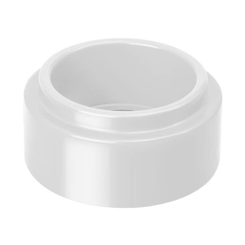 Anthracite Regenrinnensystem Tubulure Coud/ée 87/° Simplement S/él/éction Composants RainWay90 130mm Plastique PVC