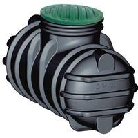 Regenwassertank Erdtank Flachtank 1.000 Liter begehbar GRAF 319039