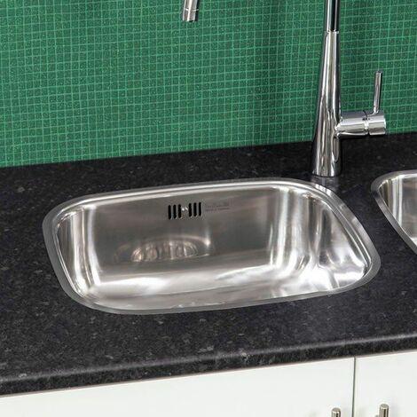 Reginox Comfort Kitchen Sink 1 Bowl Inset Undermount Option