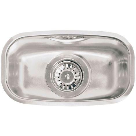 Reginox Comfort L18 Narrow Stainless Steel Inset Kitchen Sink