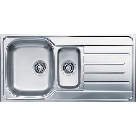 Reginox Le'Mans 1.5 Kitchen Inset Sink