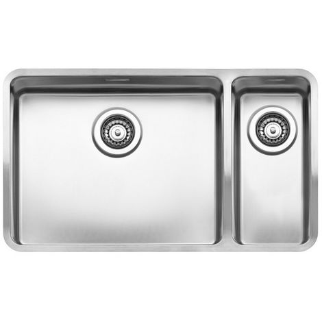 Reginox Ohio Integrated Stainless Steel Kitchen Sink