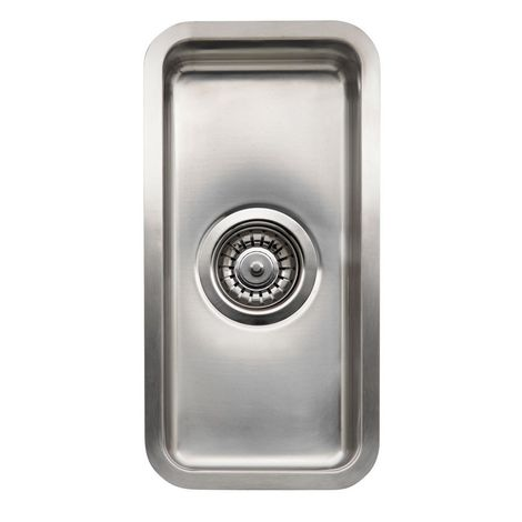 Reginox Ohio Small Stainless Steel Integrated Kitchen Sink