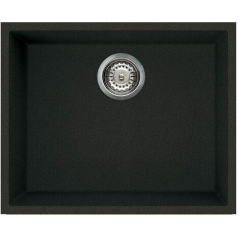Reginox Quadra105 Granite Single Bowl Kitchen Sink Undermount