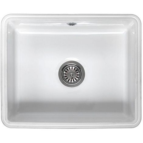 Reginox Regi-Ceramic Mataro 1 Bowl Kitchen Sink