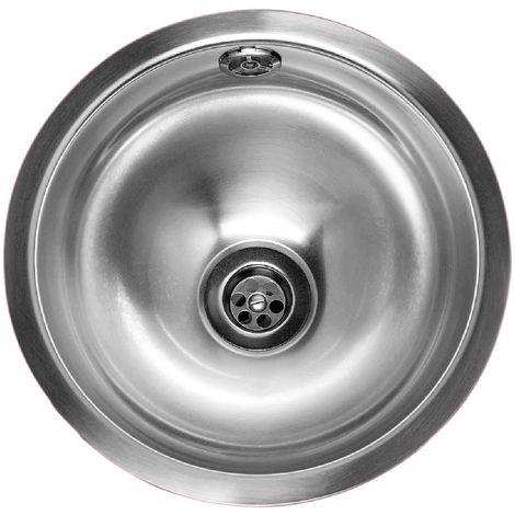 "main image of ""Reginox Rio Stainless Steel Single Bowl Sink"""