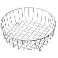 Reginox White Wire Basket - R1090