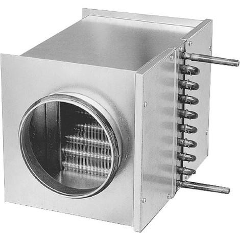 Registre de tirage d'eau chaude WHR 100