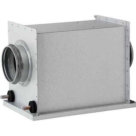 Registre de tirage eau chaude Type MBW-100