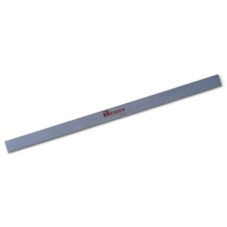 Regla Aluminio Rectangul 2,5 M - KAPPA - 04R0250 - 60X30X2MM