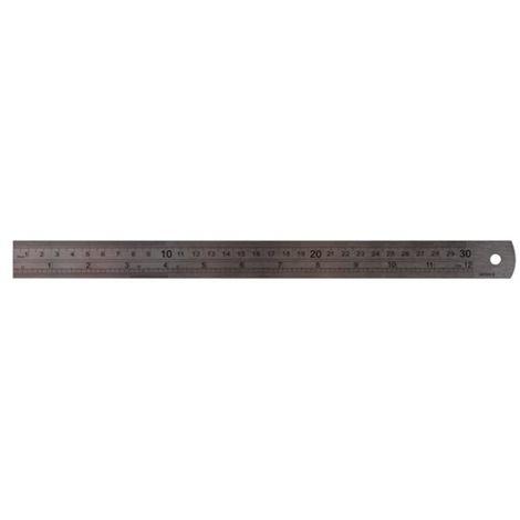 Regla de acero, pulgadas SR600-E