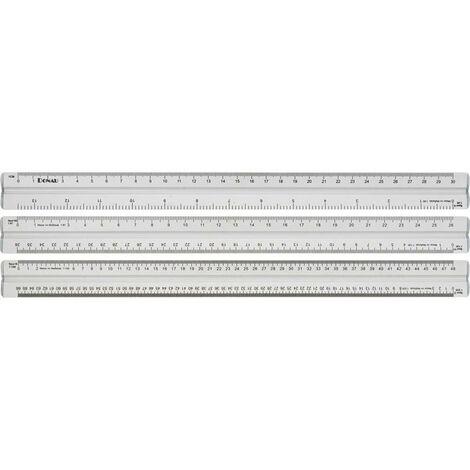 Règle à mesurer Donau Elektronik ML60 aluminium 1 pc(s)