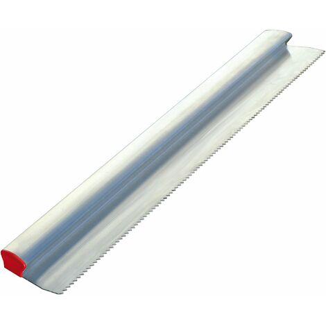Règle aluminium forme H crantée Longueur 1.50 m SOFOP TALIAPLAST- 3806068 - -