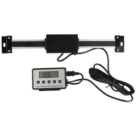 Regle d'affichage numerique a affichage externe etrier de machine-outil a double usage horizontal et vertical style un 0-150 mm sans batterie