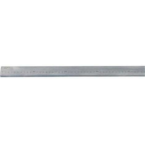 Règle graduée de précision, DIN 866/I, Long. : 1000 mm, Larg. : 40 mm, Epaisseur 8 mm