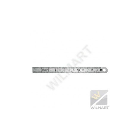 Règlet inox flexible class 2 300mm 1050 05