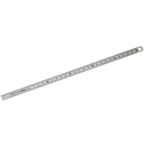 Réglet métrique inox 2 faces FACOM 300 mm - DELA.1051.300