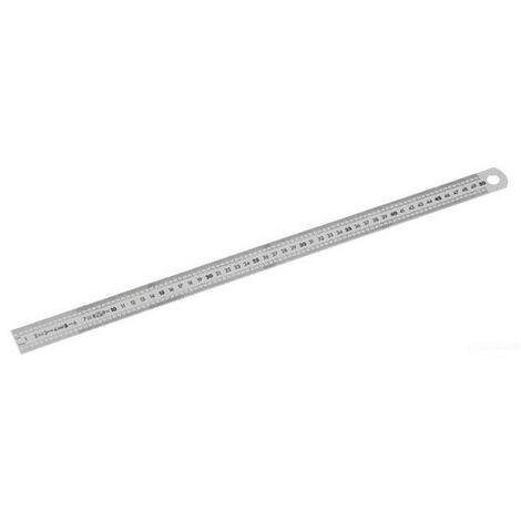 KS TOOLS 300.0111 Reglets semi-rigide en inox L.500 mm